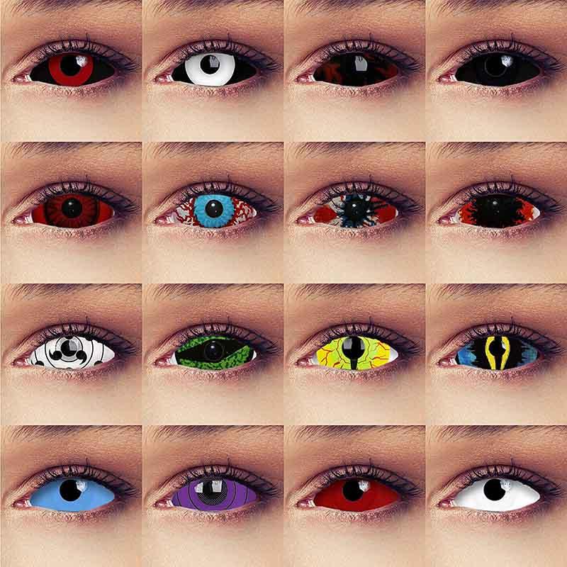 Lenti Cosmetiche Colorate