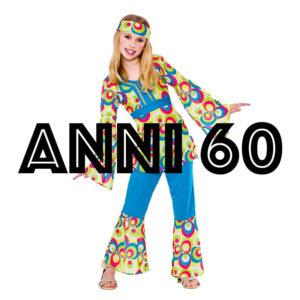 costumi anni 60