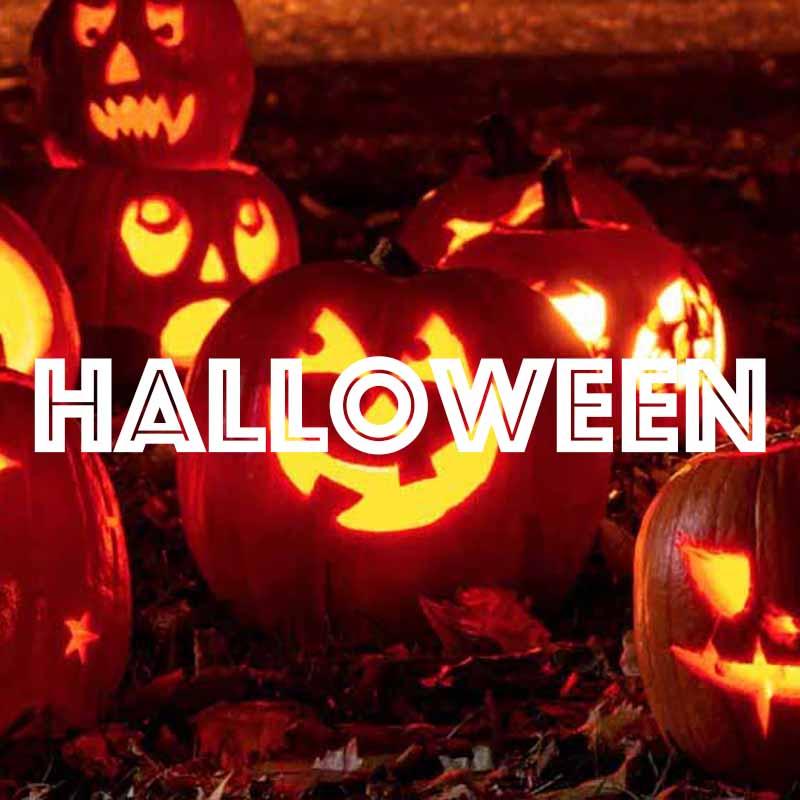 customi di halloween
